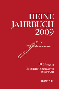 Cover Heine-Jahrbuch 2009