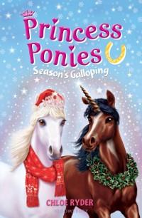 Cover Princess Ponies 11: Season's Galloping