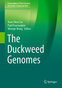 Cover The Duckweed Genomes
