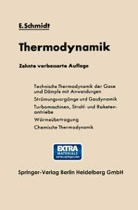 Cover Einfuhrung in die Technische Thermodynamik und in die Grundlagen der chemischen Thermodynamik