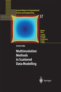 Cover Multiresolution Methods in Scattered Data Modelling
