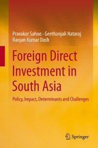 Cover Foreign Direct Investment in South Asia