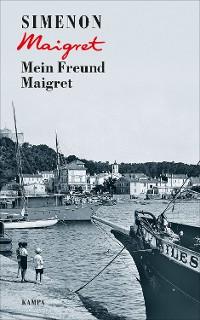Cover Mein Freund Maigret