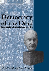 Cover The Democracy of the Dead
