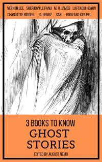 Cover 3 books to know Ghost Stories