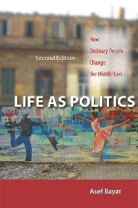 Cover Life as Politics