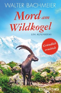 Cover Mord am Wildkogel