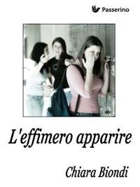 Cover L'effimero apparire