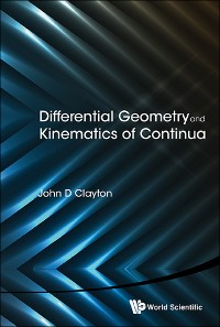 Cover Differential Geometry And Kinematics Of Continua