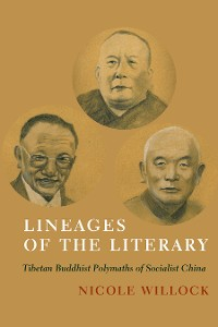 Cover Lineages of the Literary
