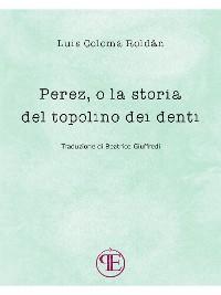 Cover Perez, o la storia del topolino dei denti