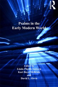 Cover Psalms in the Early Modern World