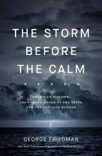 Cover The Storm Before the Calm
