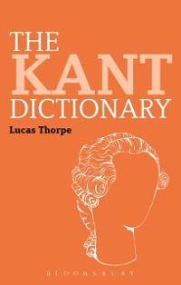 Cover Kant Dictionary