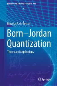 Cover Born-Jordan Quantization