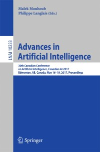 Cover Advances in Artificial Intelligence