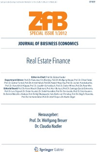 Cover Real Estate Finance