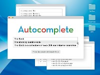Cover Autocomplete: The Book