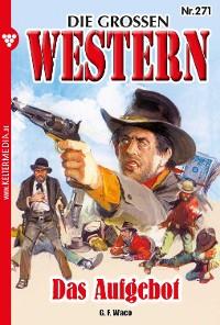 Cover Die großen Western 271