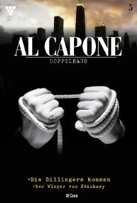 Cover Al Capone Doppelband 5 – Kriminalroman