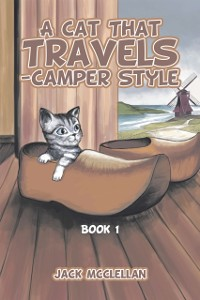 Cover Cat That Travels - Camper Style