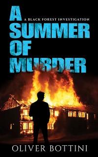 Cover A Summer of Murder