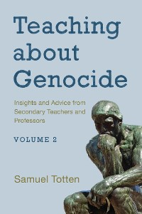 Cover Teaching about Genocide