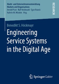Cover Engineering Service Systems in the Digital Age