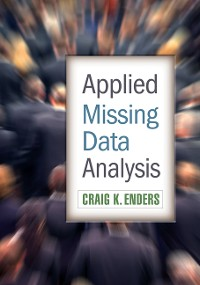 Cover Applied Missing Data Analysis