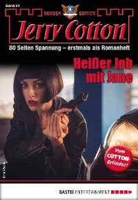Cover Jerry Cotton Sonder-Edition 91 - Krimi-Serie