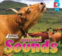 Cover All About Animals - Animal Sounds