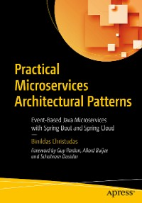 Cover Practical Microservices Architectural Patterns