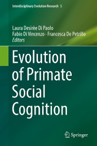 Cover Evolution of Primate Social Cognition