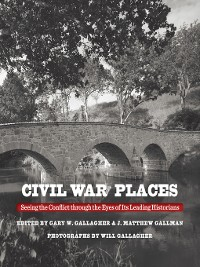 Cover Civil War Places