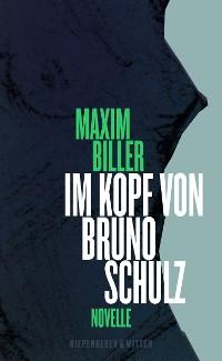 Cover Im Kopf von Bruno Schulz