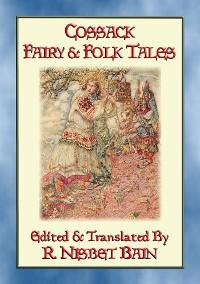 Cover COSSACK FAIRY & FOLK TALES - 27 Illustrated Ukrainian Children's tales