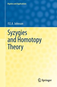 Cover Syzygies and Homotopy Theory