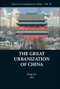 Cover Great Urbanization Of China, The
