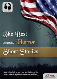 Cover The Best American Horror Short Stories