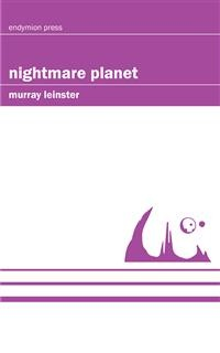 Cover Nightmare Planet