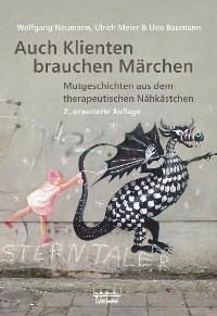 Cover Auch Klienten brauchen Märchen