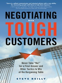 Cover Negotiating With Tough Customers
