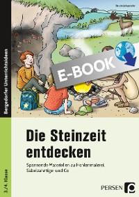 Cover Die Steinzeit entdecken