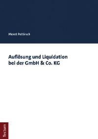 Cover Auflösung und Liquidation bei der GmbH & Co. KG
