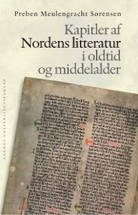 Cover Kapitler af Nordens Litteratur