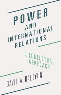 Cover Power and International Relations