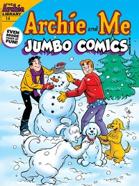 Cover Archie & Me Comics Digest (2017), Issue 14