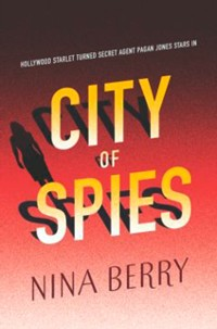Cover City Of Spies (Pagan Jones, Book 2)