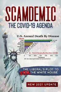 Cover Scamdemic - The COVID-19 Agenda