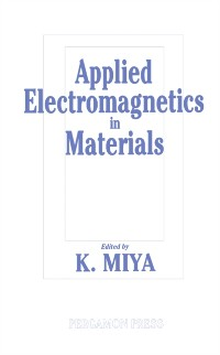 Cover Applied Electromagnetics in Materials
